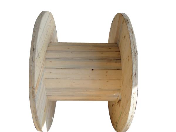 全木电缆轴盘