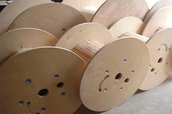 光缆绕线盘,木制光缆盘