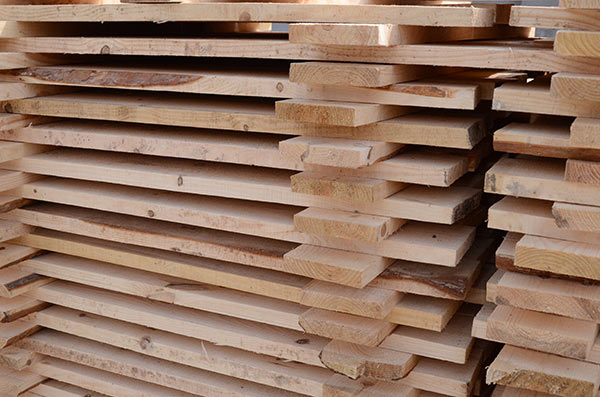 电缆轴盘木材料